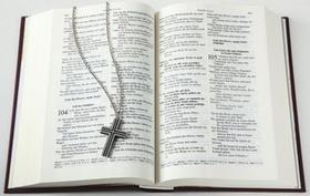 Bibel mit Kreuzkette
