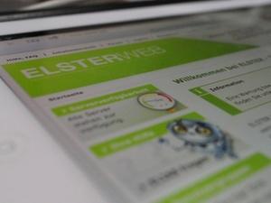 Registrierung ausländischer Datenübermittler bei Elster Online