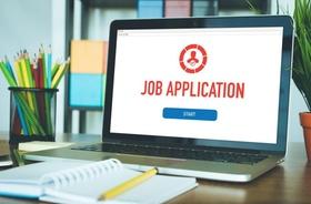 JOB APPLICATION RECRUITMENT HUMAN RESOURCES EMPLOYEE CONCEPT