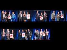 Bildungspreis 2017 Gewinner Collage