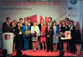 Die Gewinner des Deutschen Bildungspreises
