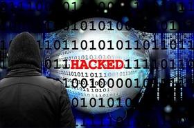Binär Hacker Cyber