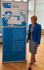 Birgit Vemmer Mentorin des Jahres 2018