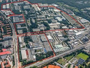 KSP Jürgen Engel gestaltet Siemens-Campus