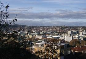 Wohnkostenanalyse des IVD, Platz 4: Stuttgart