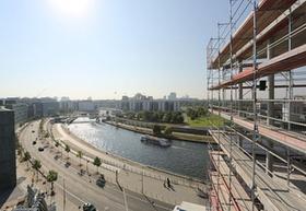 Blick vom Humboldthafen Eins