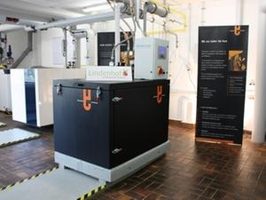Dezentrale Energieversorgung: GeWoSüd realisiert BHKW