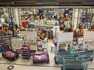 Prologis baut Logistikimmobilie für BMW