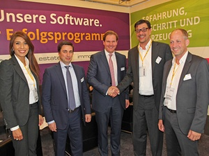 Unternehmen: BNPPRE und Immowelt schließen Kooperationsvertrag