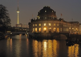 Bode-Museum, Museumsinsel, Berlin