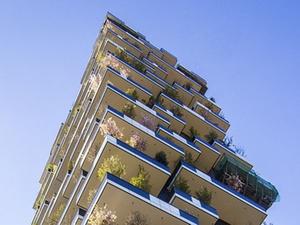 Internationaler Hochhauspreis für grüne Bosco Verticale