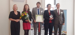 Anerkennung ausländischer Abschlüsse: BQ-Portal ausgezeichnet