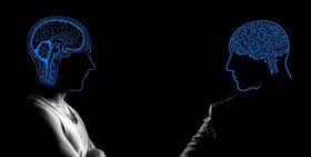 Brains Gehirne KI Künstliche Intelligenz