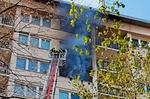 Brandschutz Rettungseinsatz