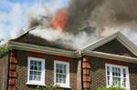 Brennendes Haus 2