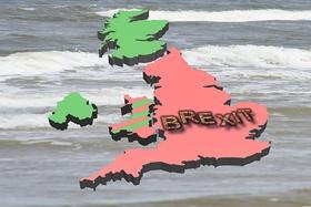 Brexit - gespaltenes Land