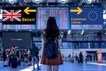 Brexit: Großbritannien oder EU am Flughafen