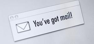 Vorsicht Falle bei privater Nutzung von E-Mail-Accounts