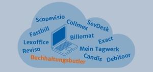 Online-Buchhaltung Mandant und Steuerberater: Buchhaltungsbutler