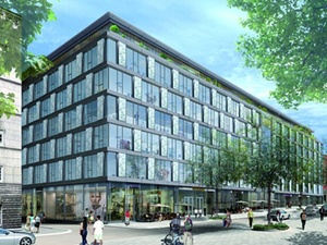 Union Investment kauft Büro- und Geschäftshaus