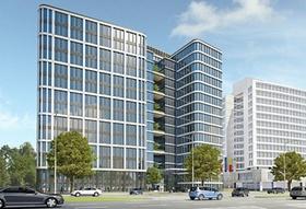Büro-Projekt Nimbus Warschau_Immofinanz