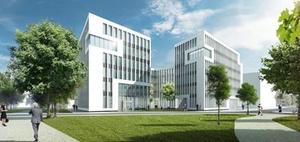 """Triuva kauft Büroentwicklung """"Silberkuhlsturm"""" in Essen"""