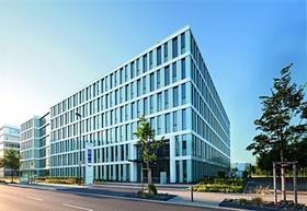 Bürogebäude Airport Garden's Düsseldorf Union Investment
