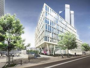 Groß & Partner plant Bürogebäude Cona