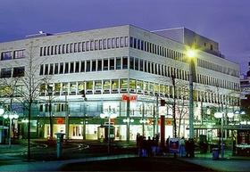 Bürogebäude E1 in Mannheim