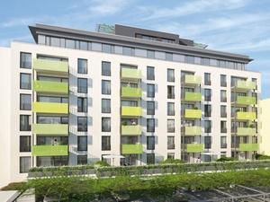 Umbau: 42 neue Wohnungen in ehemaligem Bürogebäude