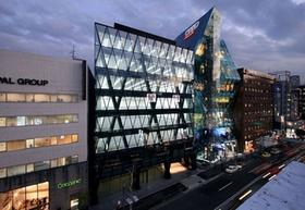 """Bürogebäude """"J6 Front"""" Tokio"""