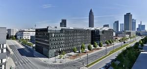 """Triuva kauft Bürogebäude """"Meandris"""" in Frankfurt"""