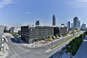 Bürogebäude Meandris Frankfurt