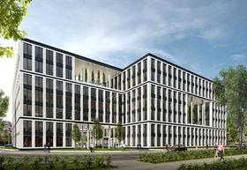 Bürogebäude Ü8 Hamburg