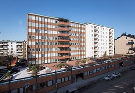 Bürohaus Älgen24_Stockholm