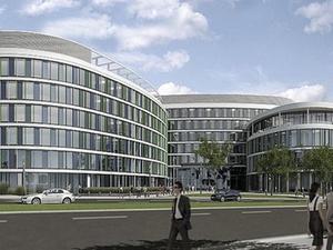 Projekt: Züblin baut Bürohaus am Stuttgarter Flughafen