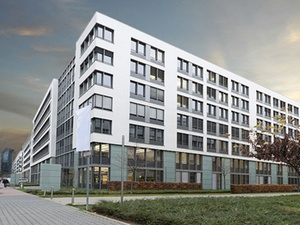 Union Investment investiert in Frankfurter Büroobjekt