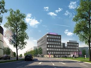 "UBS Global Real Estate kauft Bürohaus ""KölnCubus"""