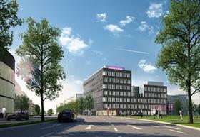 "Bürohaus ""KölnCubus"""