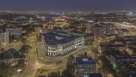 Bürohaus Senator in Warschau