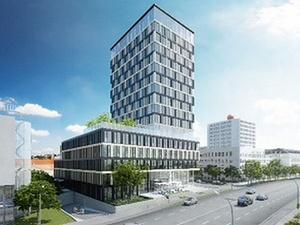 """Bürohochhaus """"HighriseOne"""" in München darf gebaut werden"""
