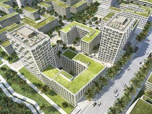 Optima Aegidius baut Bürokomplex am Hirschgarten