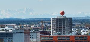 Art-Invest plant Bürokomplex im Münchner Werksviertel