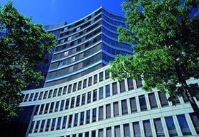 Bürokomplex Die Welle_Frankfurt