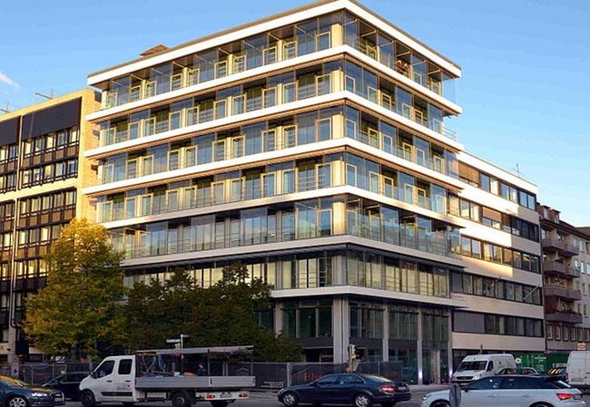 elystan entwickelt b rohaus in m nchner maxvorstadt immobilien haufe. Black Bedroom Furniture Sets. Home Design Ideas