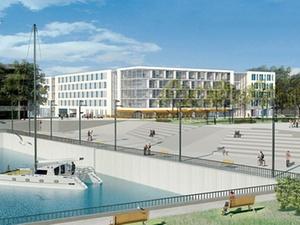 Zech Group realisiert Büroimmobilien in der Bremer Überseestadt