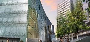 """Union Investment kauft Büroprojekt """"EKLA Business"""" in Lille"""