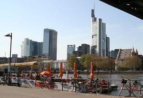 Büroturm Galileo Frankfurt