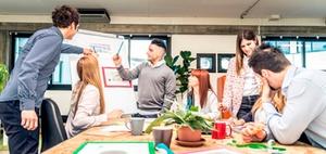 Bürokonzepte für die moderne Arbeitswelt