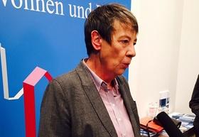 Bundesbauministerin Barbara Hendricks im Interview